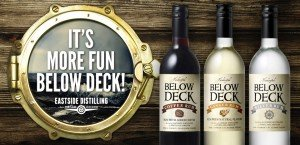 Below Deck Spiced Rum eastside