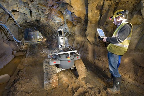 The Future Of Mining The Internet Of Things Robotics