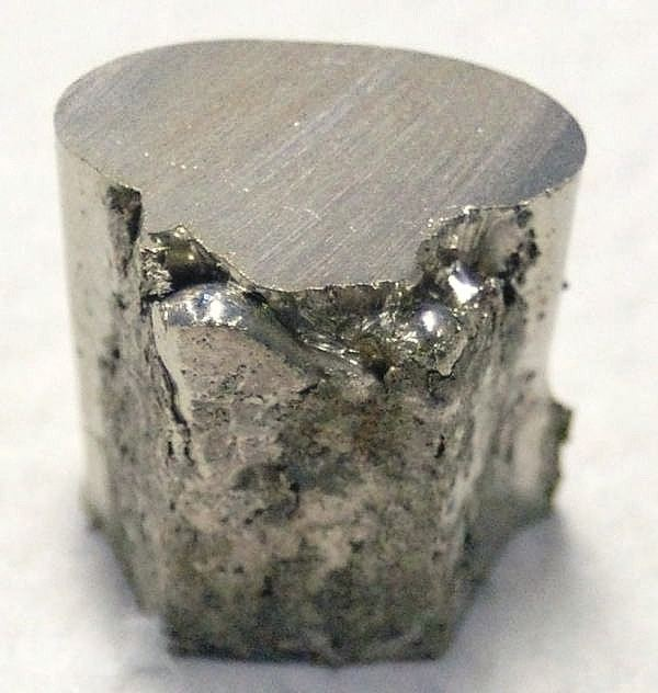 Nickel chunk