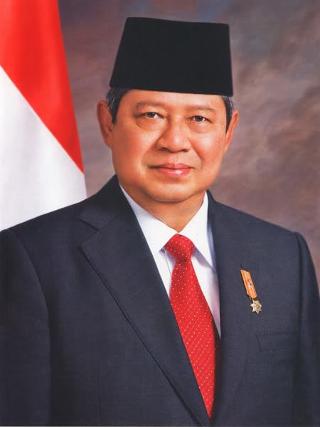 Former President Susilo Bambang Yudhoyono