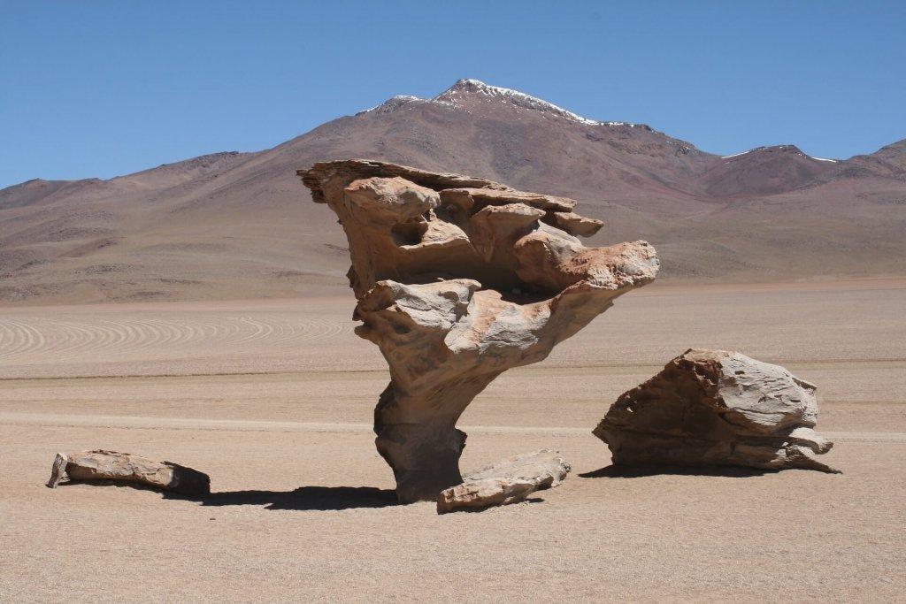 Rocks in the Atacama Desert
