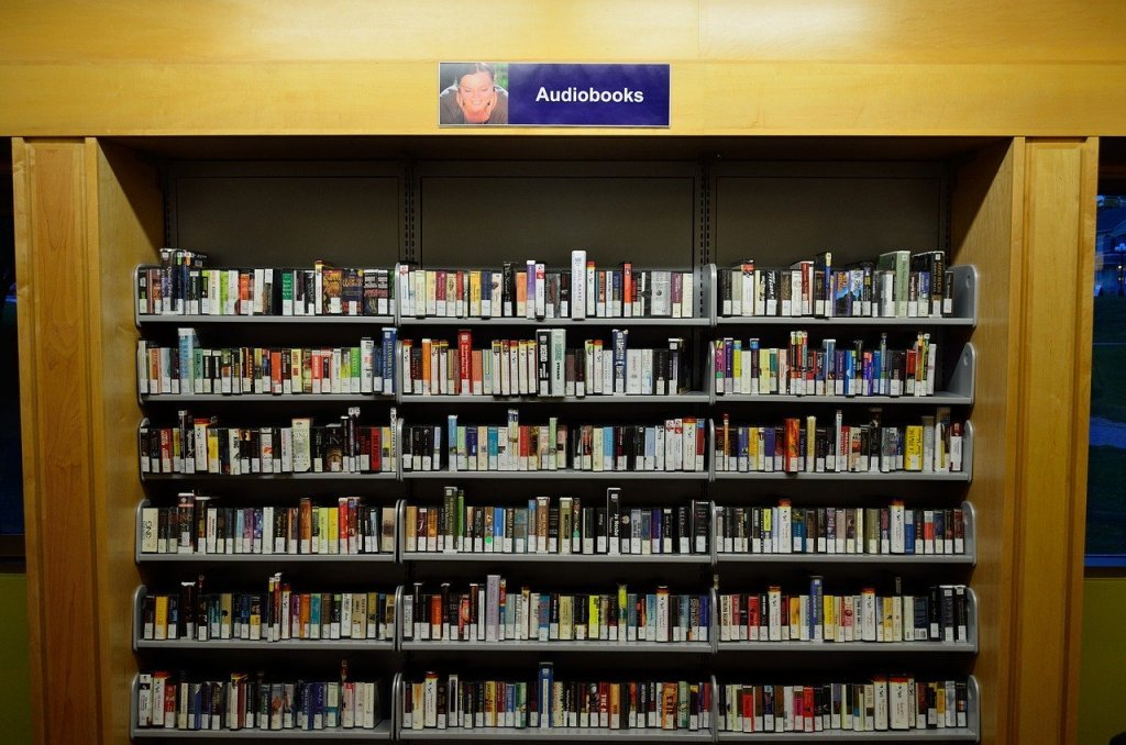 Indeed, the competition in the audiobook industry is becoming stricter every day. (Source)