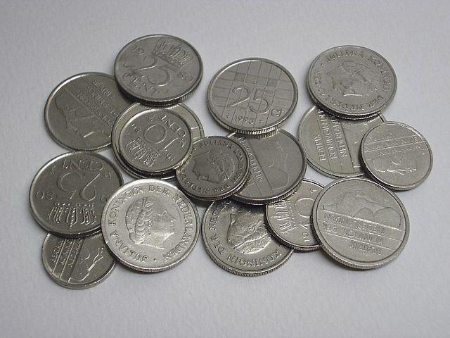 Nickel coins