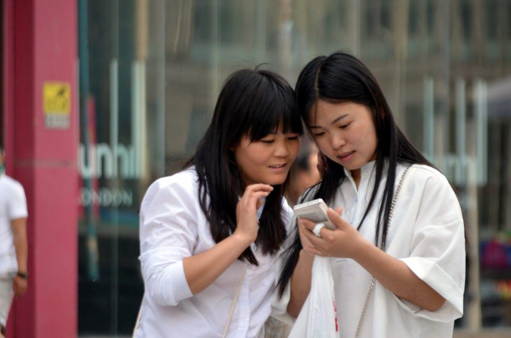 Use of mobile apps in Asia trumps that of other regions