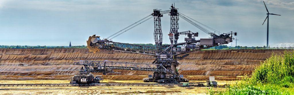 Anthracite mining