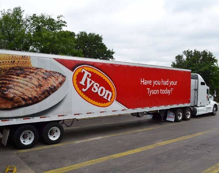 Tyson Foods Inc., food and agriculture startups, food concerns