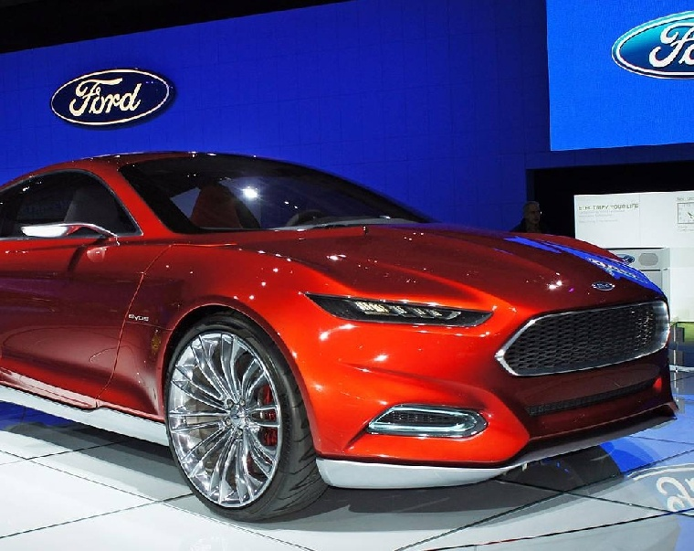 Ford,  autonomous cars,  electric vehicles,  and mobility services