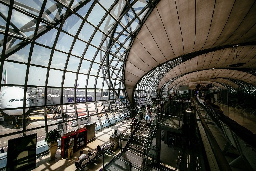 These famous international airports are havens for every traveler