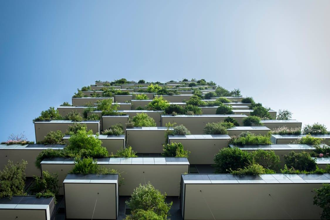 Eco architecture: Vertical forests are being built around the world
