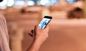 Using mobile devices to increase overall retail sales