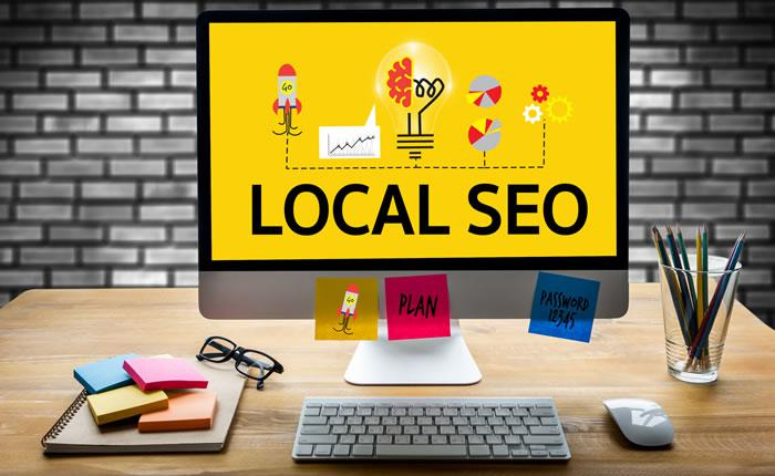 Using 'local search' techniques to optimize your business website