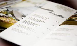 10 tips to create outstanding restaurant menu