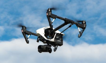 The future may mean total loss of privacy and complete transparency, as drone cameras are becoming more prevalent in every aspect of our lives.