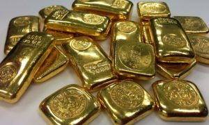 The central bank of Ethiopia tried to sell fake gold bars worth millions