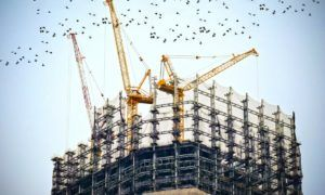 An abundance of opportunities for the construction industry in the US