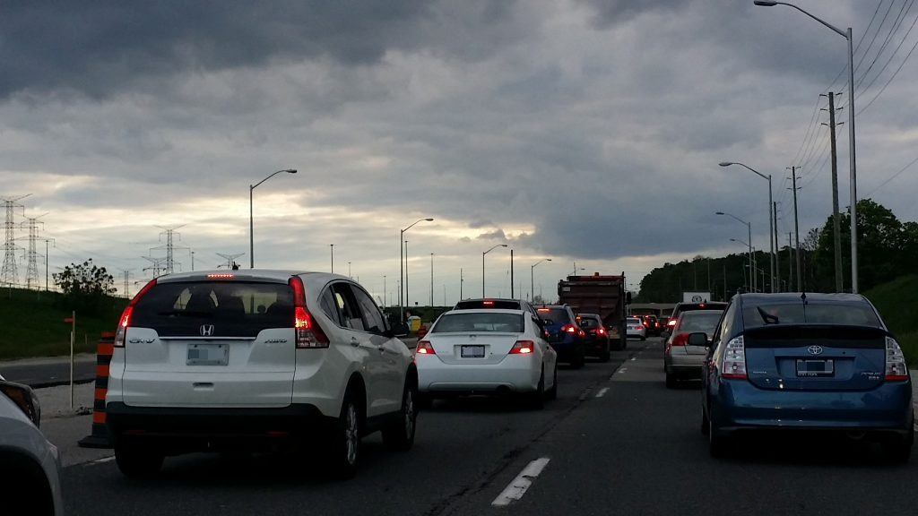 Sharing economy may be the solution to Toronto's transportation crisis