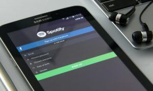 Spotify announced a partnership with new ticketing sites