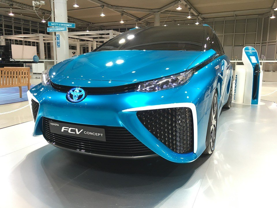 Toyota developing Sky Drive flying car concept