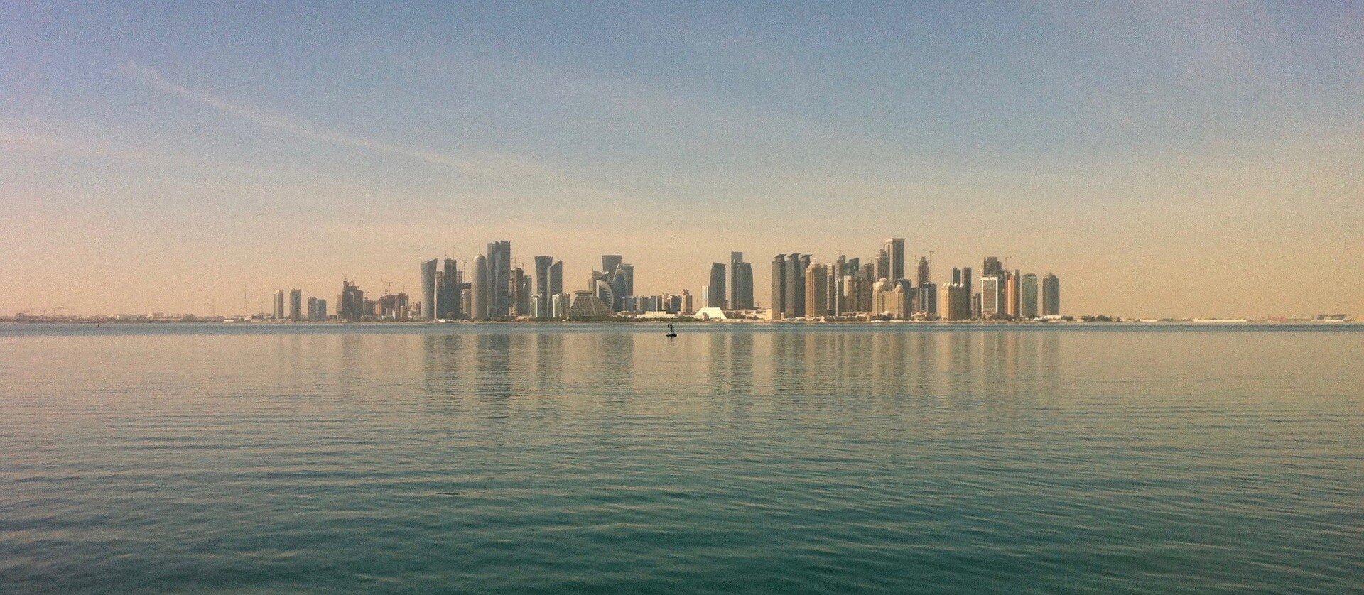 Doha landscape