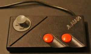 Atari game controller