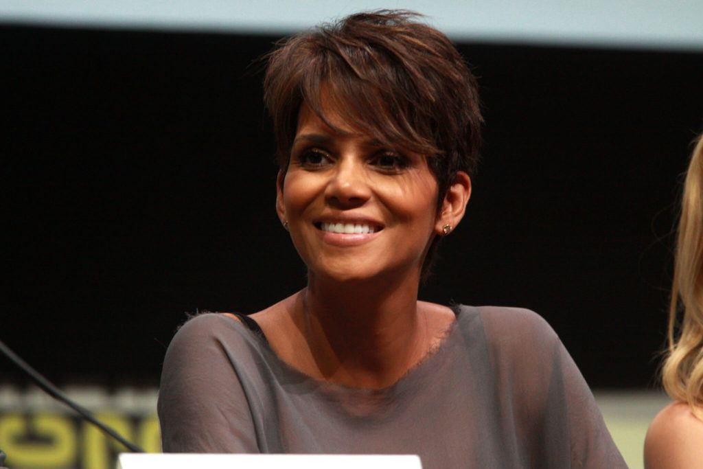 Halle Berry at the San Diego Comic Con 2013