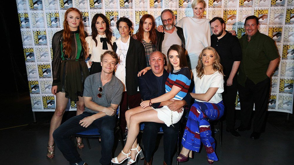 Game of Thrones cast and crew