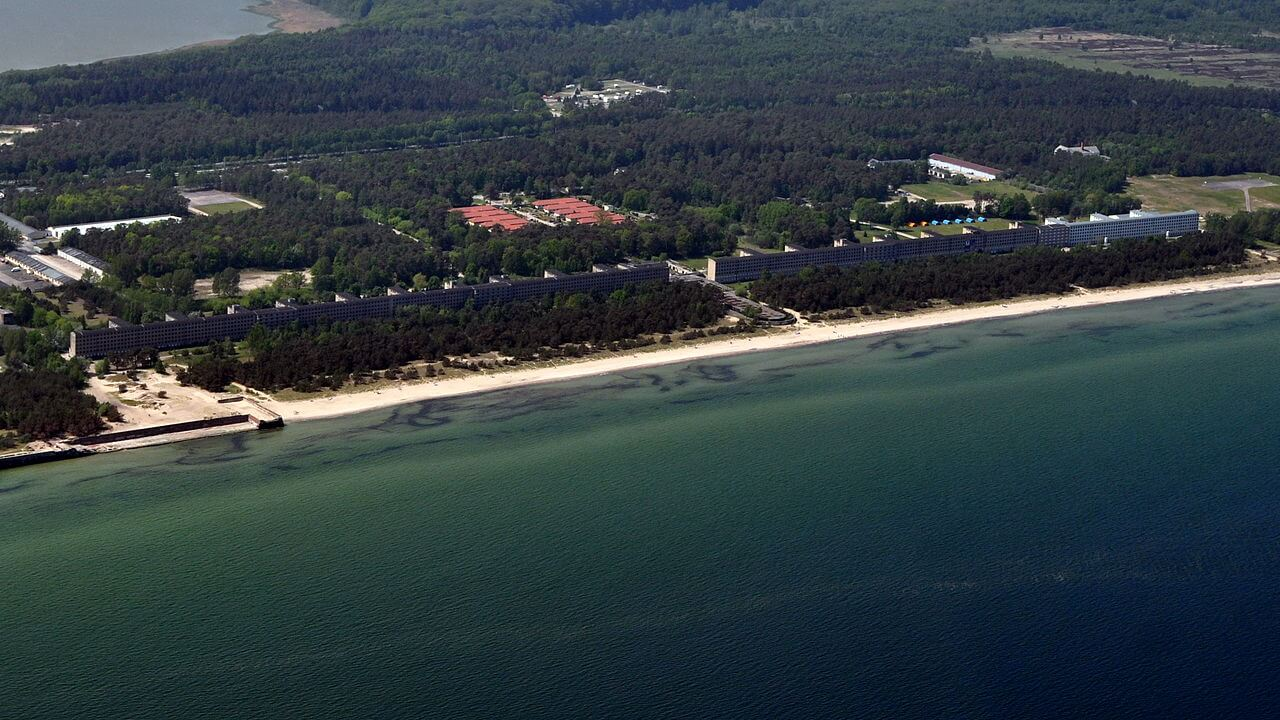 Prora resort
