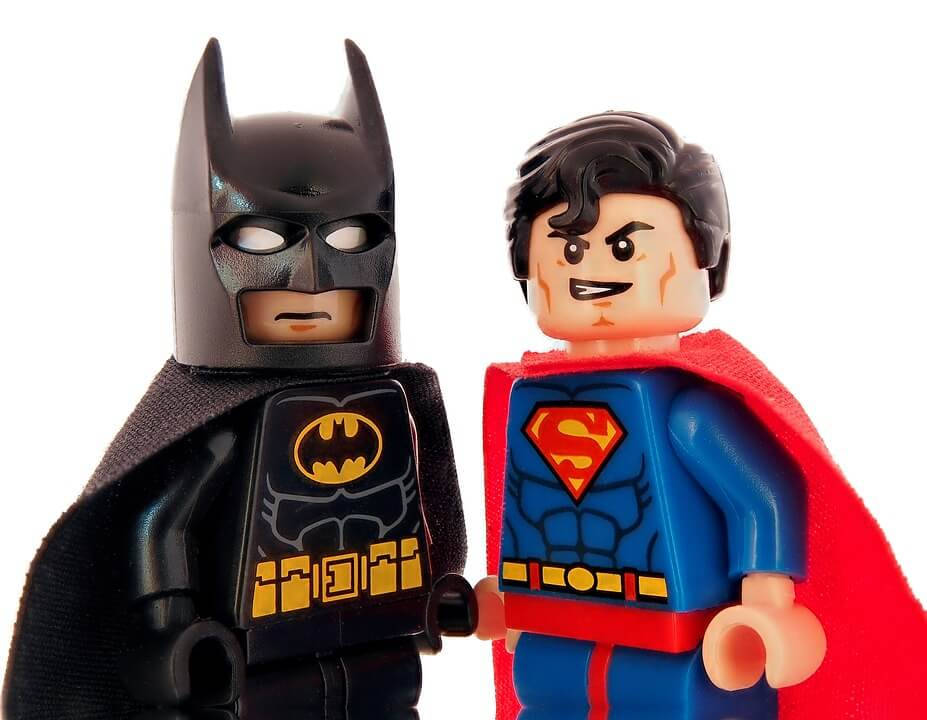 Lego Batman - Superhero films