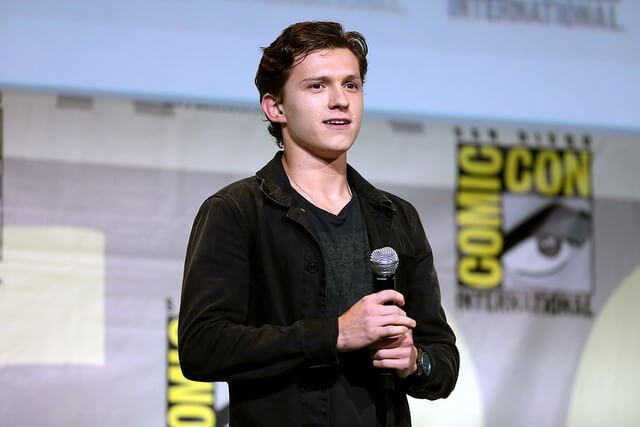 Tom Holland - Spider Man superhero films