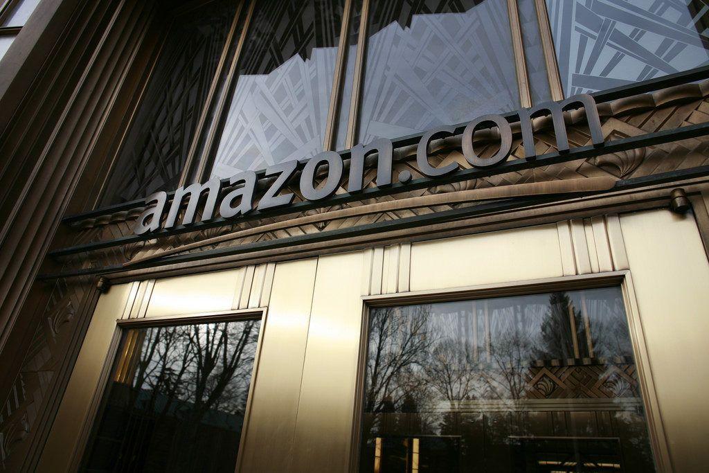 Amazon.com sign