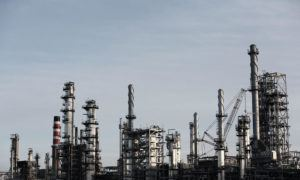 Oil prices rally on reduced production
