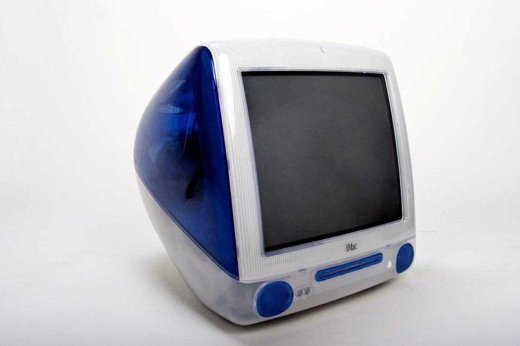 iMac G3 Indigo