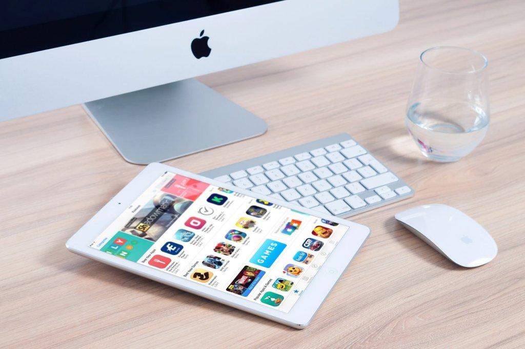 iPad and Mac