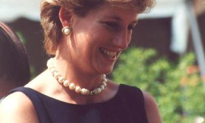 princess diana letters