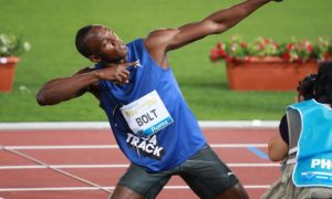 usain bolt's shock defeat fastest man alive