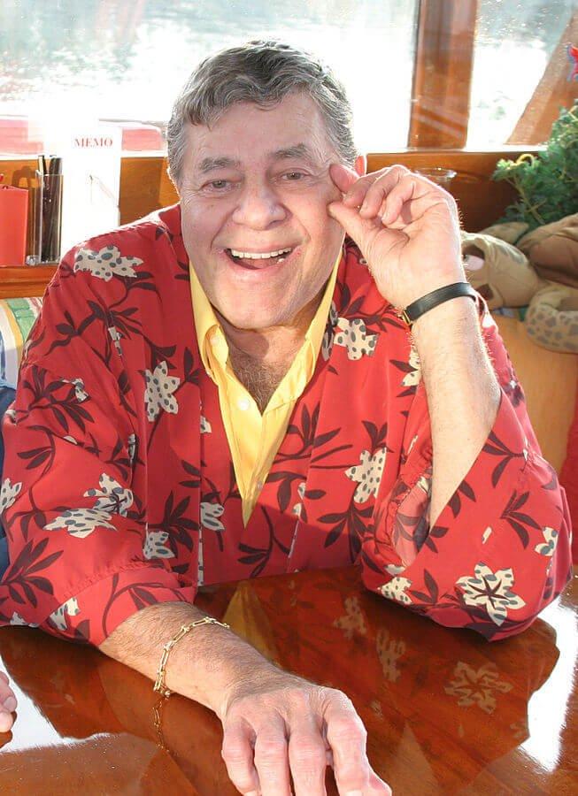 Jerry Lewis dead