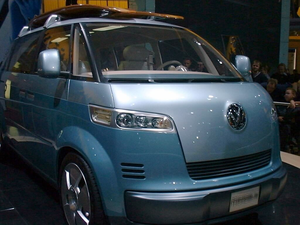 VW Microbus.
