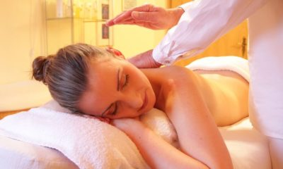 facial acupuncture body massage