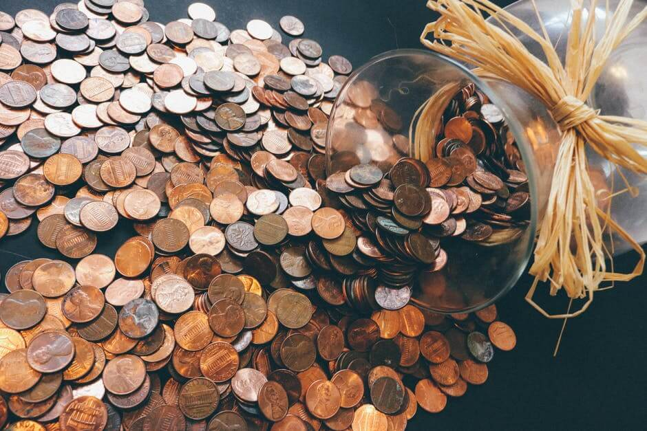 Coin savings, teach financial literacy