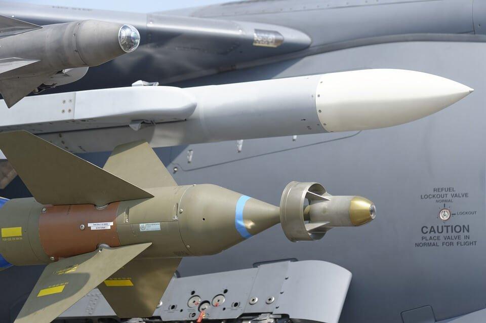 Missile rocket.