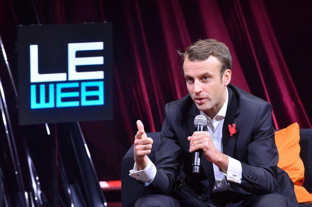 Emmanuel Macron protectionist europe