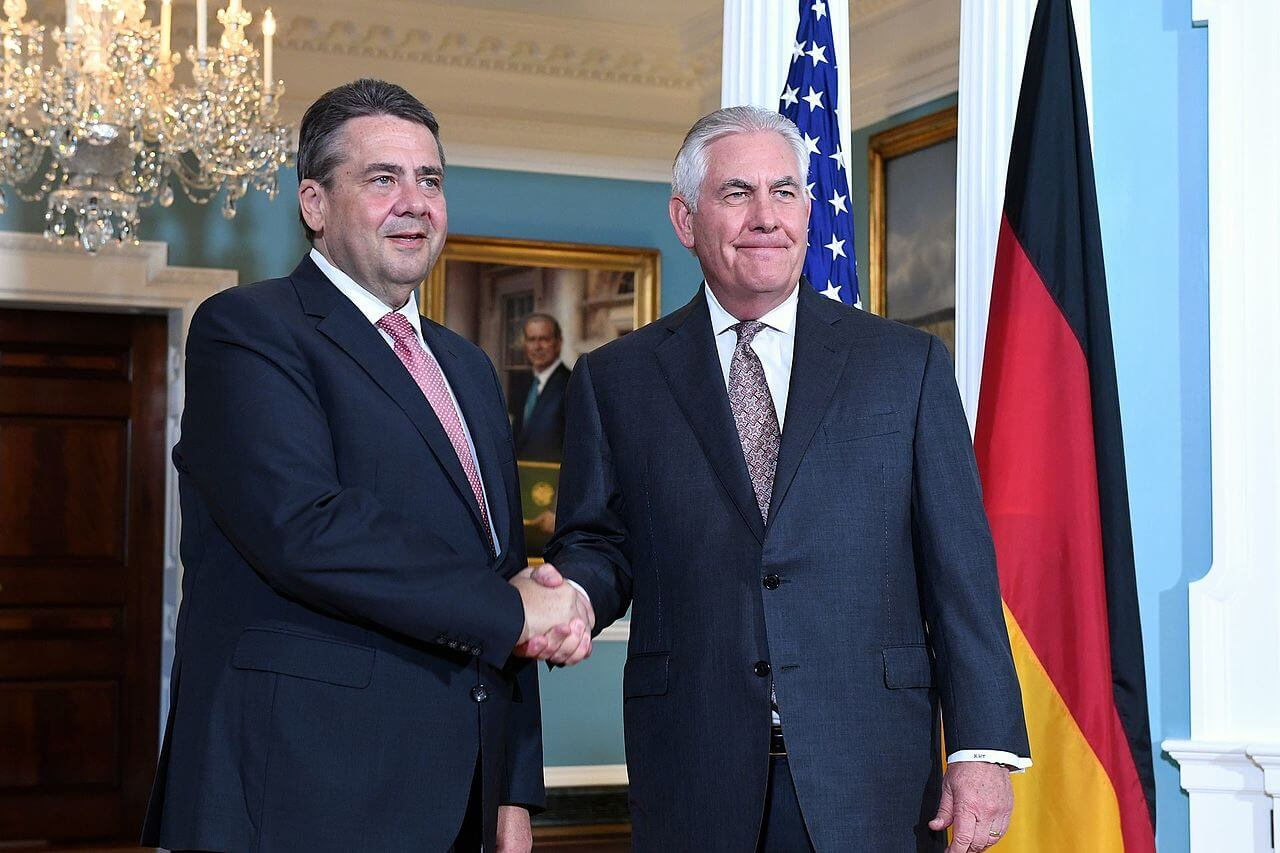Germany-US working relationship