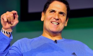 How does wealthy entrepreneur Mark Cuban invest?