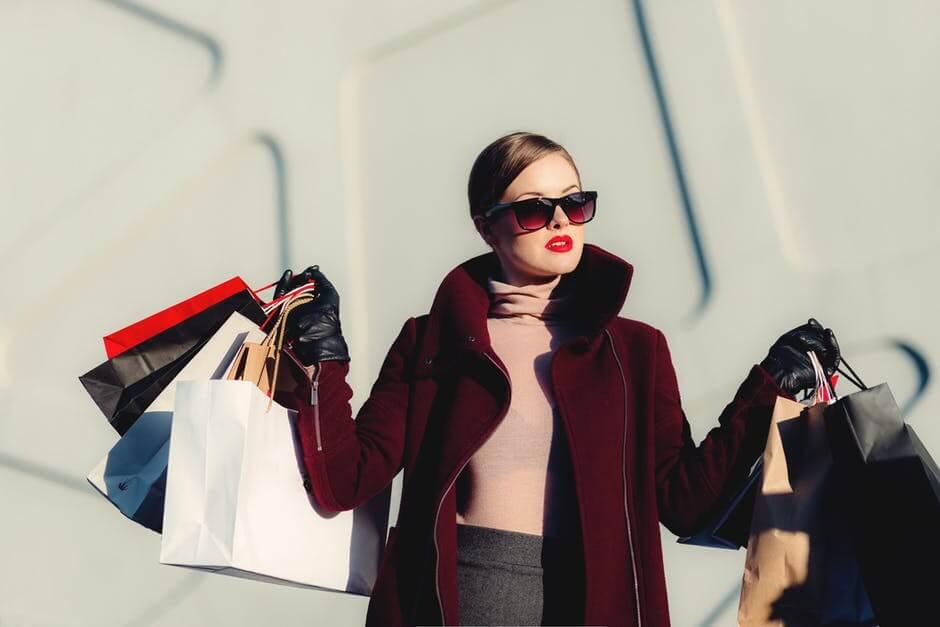Shopping galore.