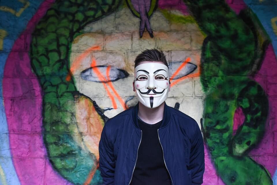 Hackers international terrorism