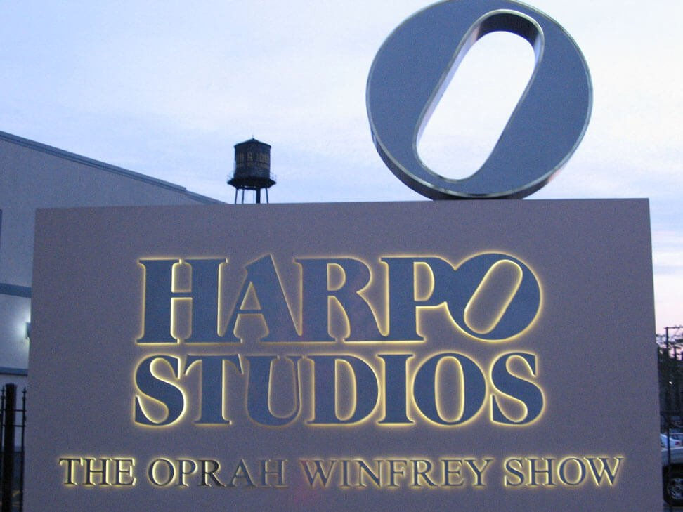 Harpo Productions.
