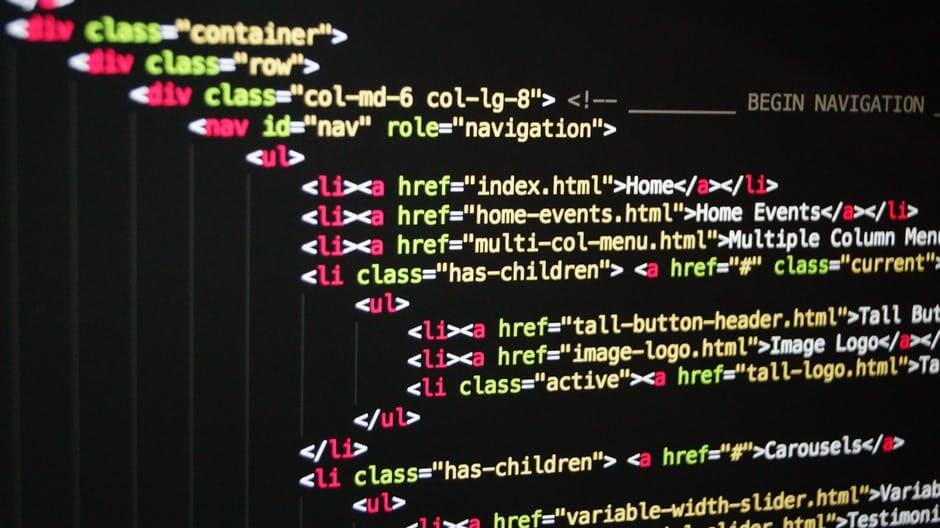 Computer coding.
