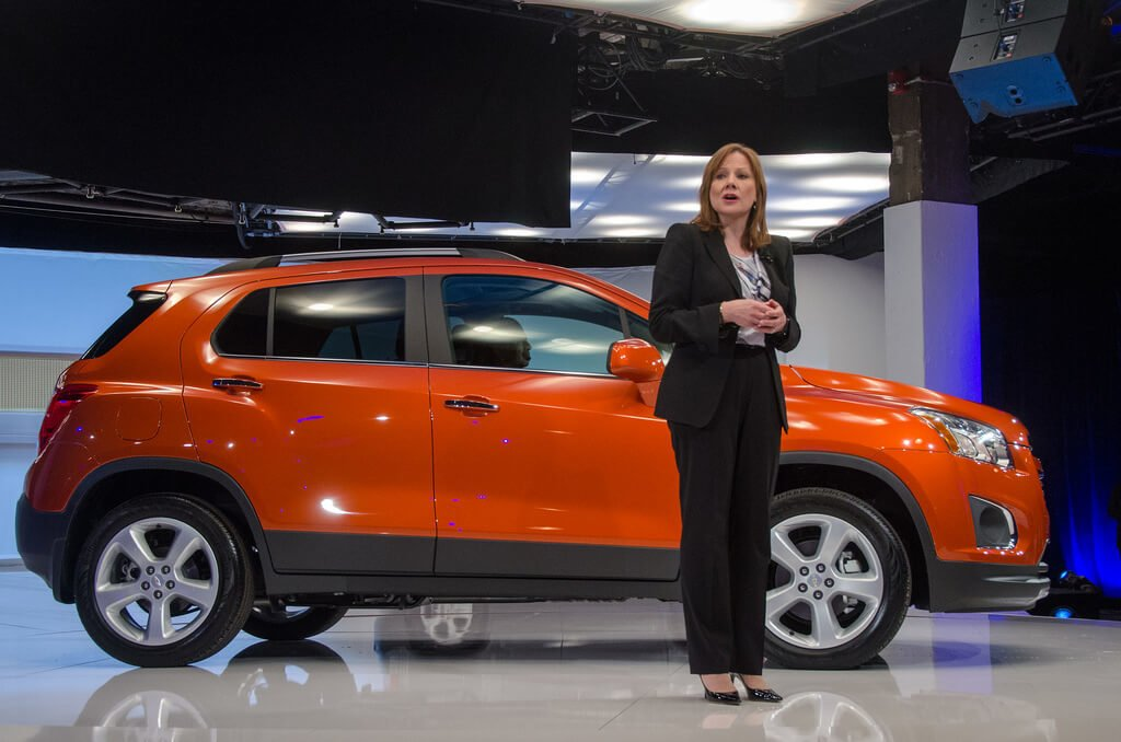General Motors: You're Upgrading It Now?!?!