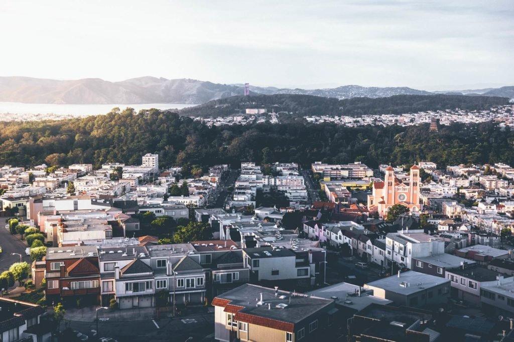 median income neighborhood