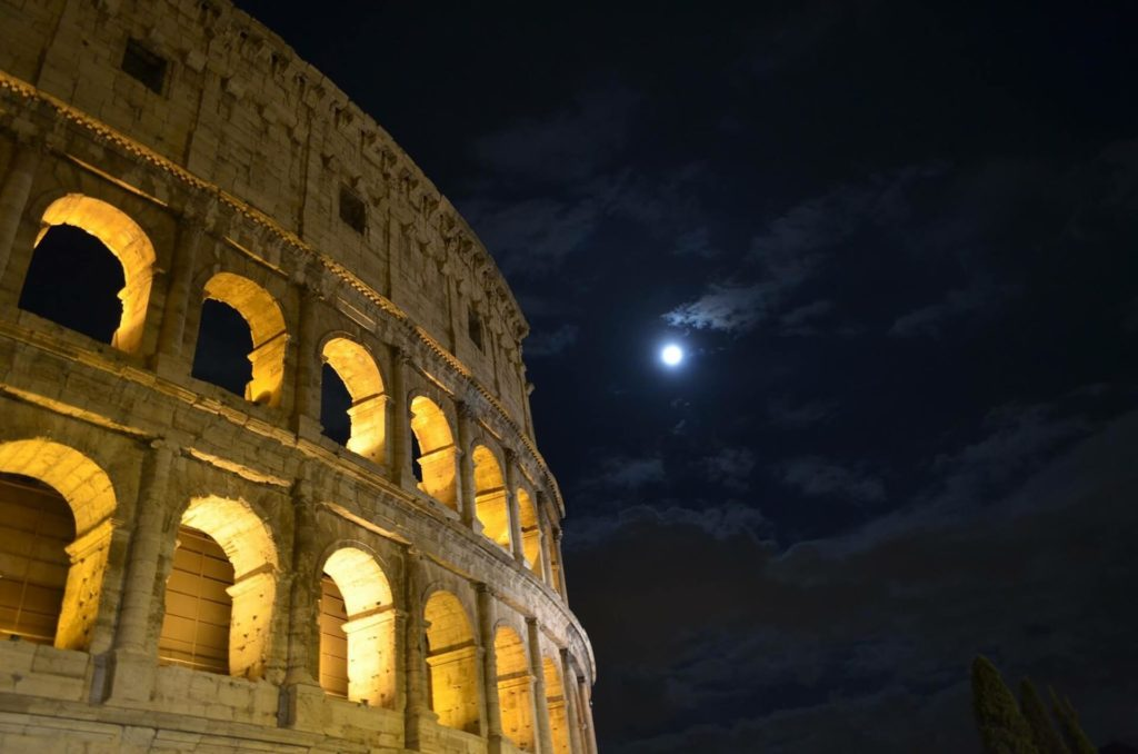fall travel destination: Rome